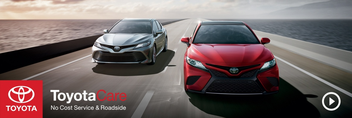 Toyotacare Roadside Assistance Number >> Toyota Care No Cost Service Toyota Sunnyvale