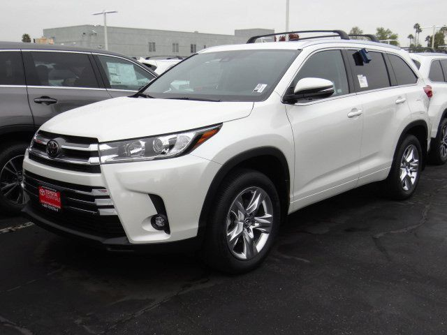New 2019 Toyota Highlander Limited For Sale In Sunnyvale Ca