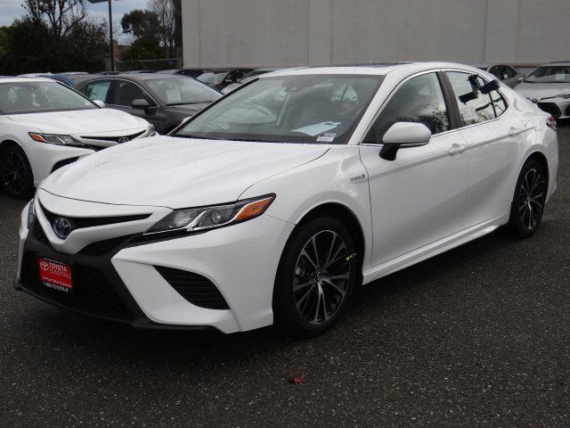 New 2019 Toyota Camry Hybrid Se For Sale In Sunnyvale Ca Toyota