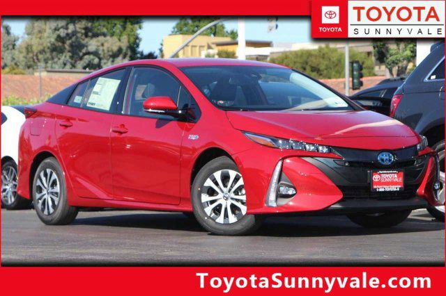 New 2020 Toyota Prius Prime Limited For Sale In Sunnyvale Ca