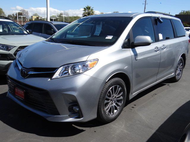 San Jose Toyota >> New 2019 Toyota Sienna For Sale Near North San Jose Ca