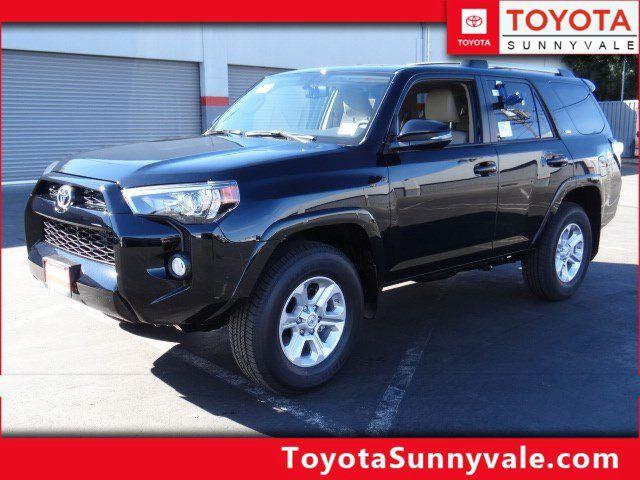 Santa Cruz Toyota >> New 2019 Toyota 4runner For Sale Near Santa Cruz Ca Toyota Sunnyvale