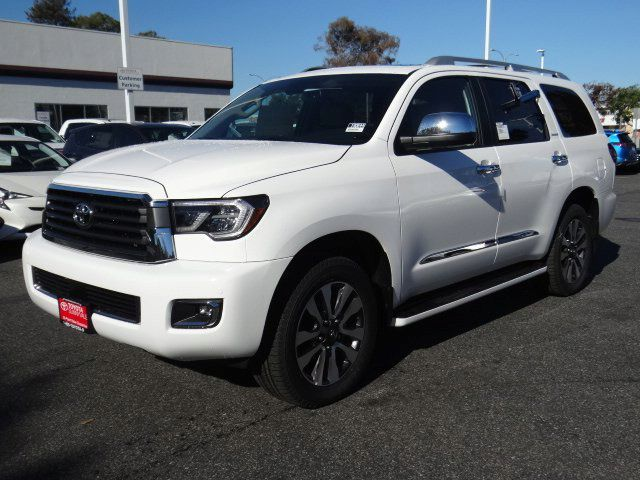 Santa Cruz Toyota >> New 2019 Toyota Sequoia For Sale Near Santa Cruz Ca Toyota Sunnyvale