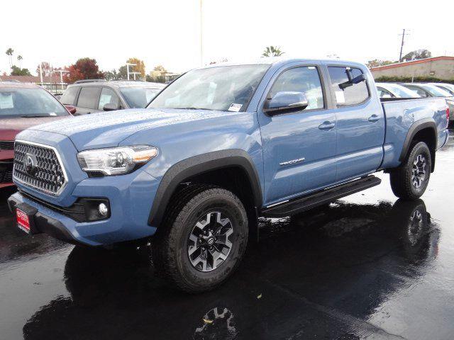 Blue Toyota Tacoma >> New 2019 Toyota Tacoma For Sale Near Campbell Ca Toyota
