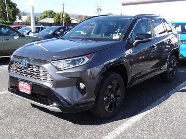New 2019 Toyota Rav4 Hybrid For Sale Near Campbell Ca Toyota