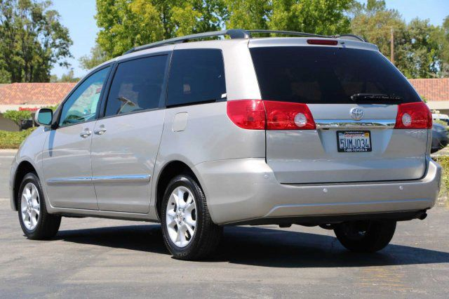Used 2006 Toyota Sienna Xle Limited For Sale In Sunnyvale Ca