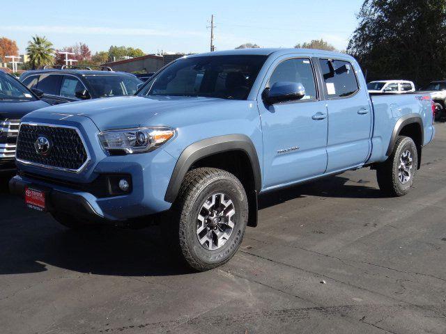 Blue Toyota Tacoma >> New 2019 Toyota Tacoma For Sale Near Union City Ca