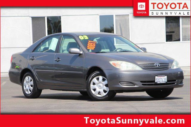 2003 Toyota Camry For Sale >> Used 2003 Toyota Camry For Sale Near 95110 Ca Toyota